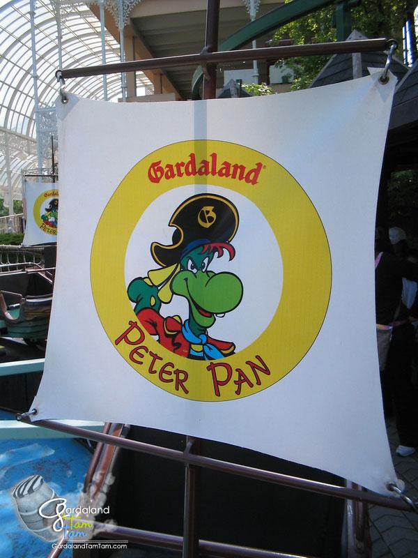 Gardaland tam tam peter pan - Peter pan colorare pagina di colorazione ...