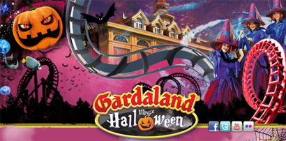 Gardaland Magic Halloween 2012