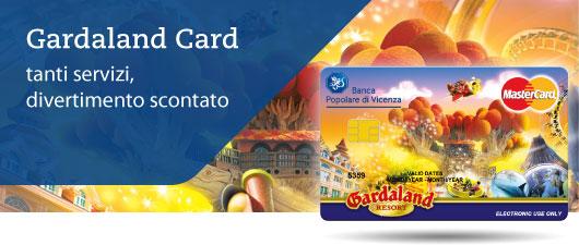 Banca Popolare Di Vicenza E Gardaland Resort Insieme Conviene